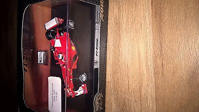 1/43 Hot Wheels Ferrari F1-2000 Rubens Barrichello
