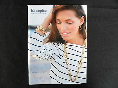 LIA SOPHIA Catalog Spring & Summer 2011 Free Shipping 71 pages