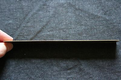Brass-Copper-Bookbinding-Tool-Stamp-Die-Emboss-Gild-Gold-Slanted Lines-Thin