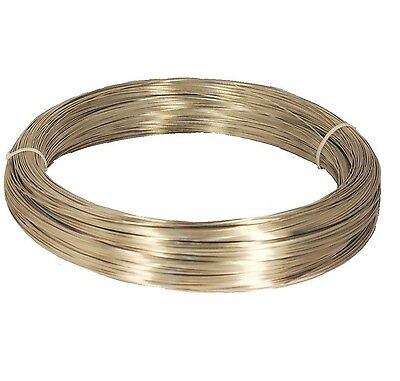 Titanium Wire Grade One .40 Mm Round  50 Ft. Genuine Pure Titanium