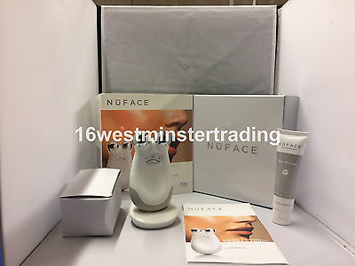 Nuface Trinity Facial Toning Device, WHITE , five minute facelift?