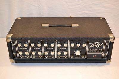 Peavey Series 260 Standard Mixer Amplifier Head for PA