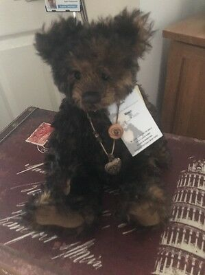EXTREMELY RARE Charlie Bear HAZEL (98/200) Limited HURRY! (Isabelle Lee)