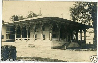 1900s THE OLD COURT HOUSE? BAGHDAD IRAQ REAL PHOTO POSTCARD