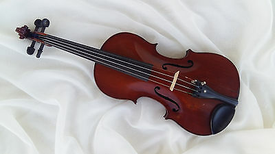 Old French Style Violin, Beautiful Wood, 4/4 size