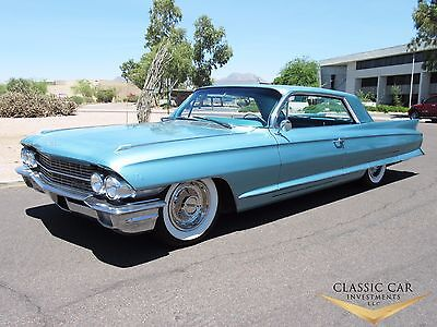 "1962 Cadillac Series 62 2dr HT 1962 Cadillac ""Series 62"" 2dr HT - Clean AZ Car - Fun, Cheap Caddy!!"