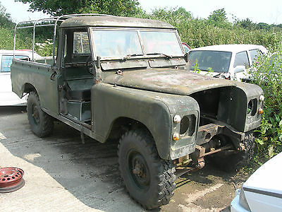 LAND ROVER SERIES 3 109, with V5