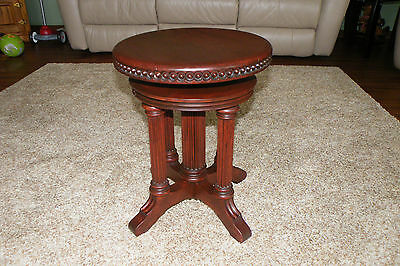Tonk Piano/Organ Adjustable Stool