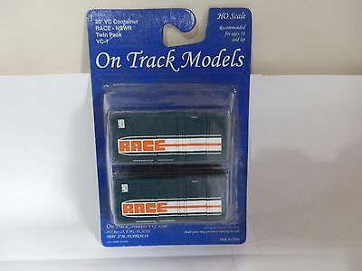 Ontrack Models RACE PTC VC Containers Twin Pack VC-3