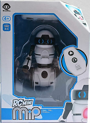 WowWee RC Mini Mip with Remote Control Electronic Robot ***BNIB***