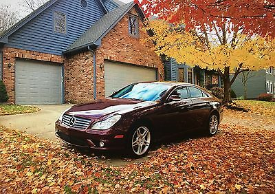 2007 Mercedes-Benz CLS-Class AMG 2007 Mercedes-Benz CLS-550 *MINT*