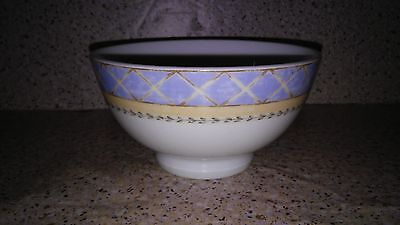 "Heritage Mint Enchanted Garden Fine China Bowl 5 1/2"" Free Us Shipping!"