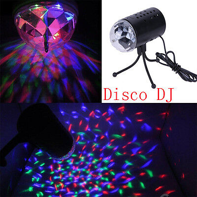 RGB Magic Ball Laser Projector LED DJ Disco Light Stage Lighting Show Xmas Party