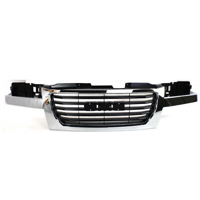 04-12 Canyon Pickup Front Grill Grille Assembly Chrome/Black GM1200530 12335793
