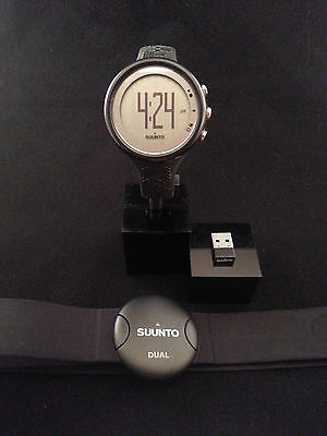 Suunto M5 Heart Rate Monitor Fitness Watch
