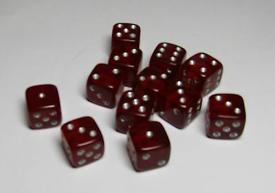Dark Imperium RED DICE PACK - Games Workshop Warhammer 40K Bases D6