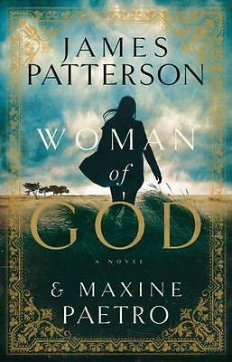Woman of God by James Patterson and Maxine Paetro (2016, Hardcover)