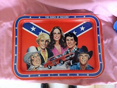 Dukes of Hazzard TV Tray 1981