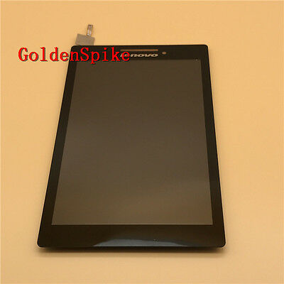 "7"" For Lenovo TAB 2 A7-10 Touch Screen Digitizer with LCD Display Assembly Part"