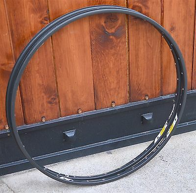 Vintage Campagnolo Omega Rims Anodized 32h Clincher Pair (2)