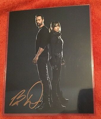 BRETT DALTON AUTHENTIC SIGNED AUTOGRAPH AGENTS OF SHIELD 8x10 Print