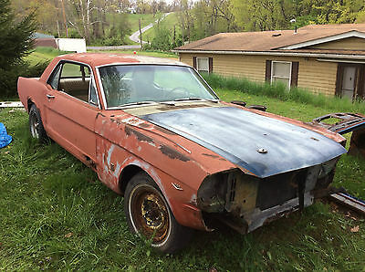 1966 Ford Mustang  1966 Ford Mustang GT Coupe Original 15K mile one owner car 289 automatic real gt