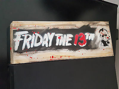 PS4 Custom Faceplate HDD Cover - Friday The 13th - Jason Voorhees