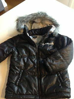 Boys Puffa Jacket Size 6 excellent condition