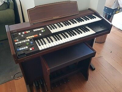 Technics Organ PCM Sound E8L