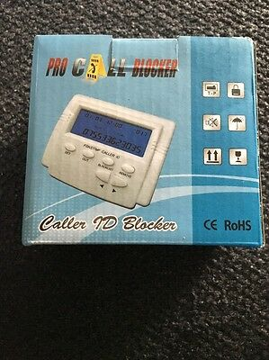 Pro Call Blocker - Model CT-CID803 - Boxed