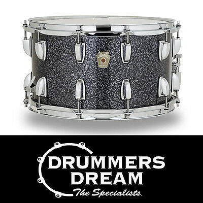 """Ludwig 14 x 8"""" Classic Series Snare Drum Hybrid of Maple & Oak Shell RRP $749"""