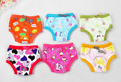 Fad Female Dog Tighten Sanitary Physiological Pants Urine Pad Diapers Products