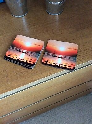 North Berwick coasters
