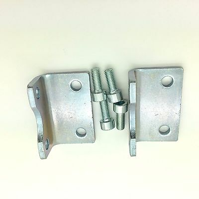 SMC L5050 New Cylinder Foot Mounting Pair Bracket To Fit Bore Size 50mm Actuator