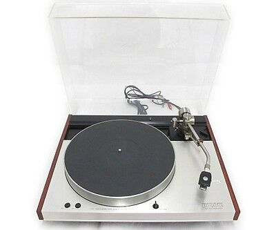 LUXMAN PD441 Turntable Record Player Fidelity-Research FR-64S Arm Set T2504889