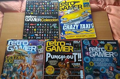 Revistas Retro Gamer
