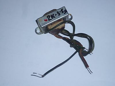 VINTAGE SPEAKER OUTPUT TRANSFORMER - Suit valve/tube applications