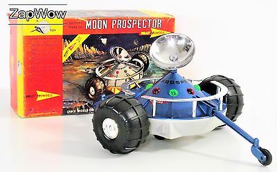 PROJECT SWORD MOON PROSPECTOR 1967 Century 21 Anderson Lunar Space Toy Boxed VTG
