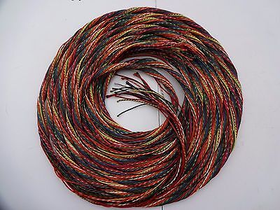 Vintage Cloth Wire From a Western Electric Unit