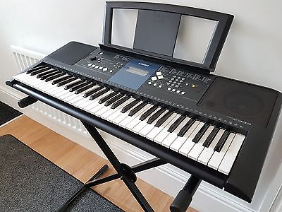 Yamaha Psr E333 : yamaha psr e333 keyboard with stand in excellent condition picclick uk ~ Hamham.info Haus und Dekorationen