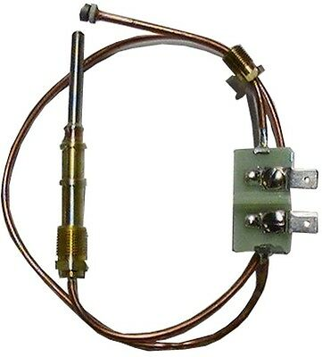 Terminal Block Thermocouple 24in Wall Furnace High Output Built-In Junction Box
