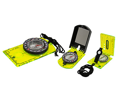 UST Compass Hiking Walking Camping Orienteering Map Reading Survival Travel