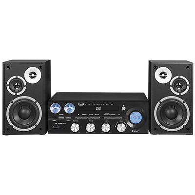 Trevi HF1900BT Sistema HI-FI CD RADIO MP3 USB colore nero