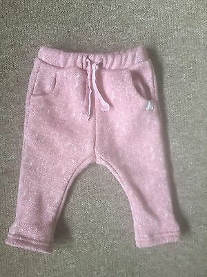 ZARA Baby Girl Trousers 3-6 Months