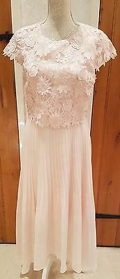 Beautiful Coast  Pink Ladies Size 14  Mother Of The Bride ,  special occasion