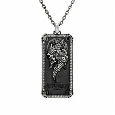 Pendant & Emblem of King of Lucis & Silver 950 K.UNO FINAL FANTASY XV Japan NEW