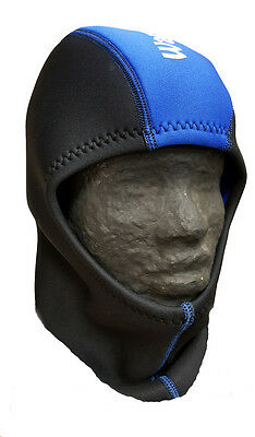 Warmbac Neoprene Hood for Caving, Diving, Kayak, Scuba and Snorkelling