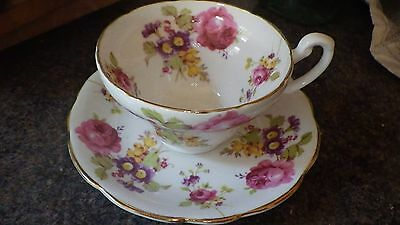 foley cup and saucer