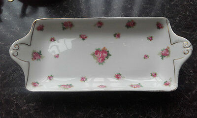 Vintage Royal doulton trinket tray