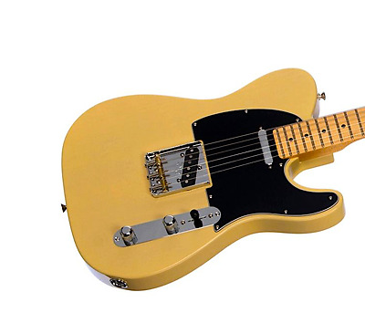 USA Fender American Special Telecaster (Vintage Blonde, Maple) with CASE